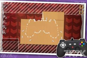 《咔嚓咔嚓剪纸盒2》游戏画面3