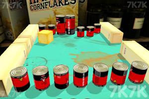 《偷吃桌上的奶酪》游戏画面4