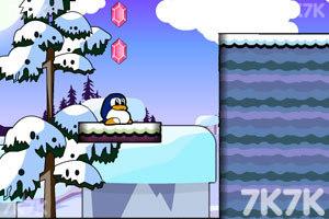 《小企鹅爱吃鱼2无敌版》游戏画面4