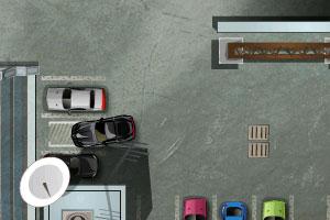 《拆弹小分队停车》游戏画面1