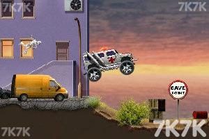 《繁忙救护车》游戏画面4