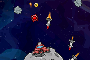 《保卫月球》游戏画面1
