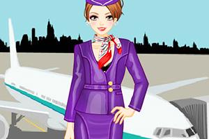 《空姐制服》游戏画面1