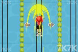 《铁人三项大赛》游戏画面5