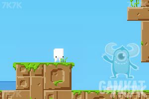 《小白的宝箱旅途》游戏画面2