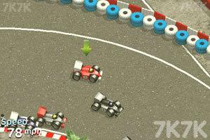 《F1赛车大奖赛2》游戏画面3