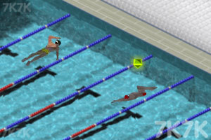 《运动会之游泳》截图4