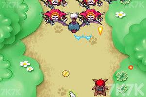 《宠物雷电之战》游戏画面4