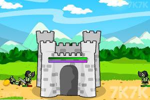 《传奇战争-城堡防御》游戏画面2