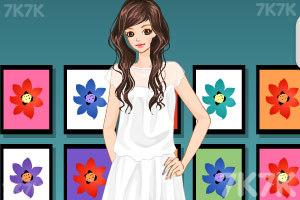 《七彩纱裙》游戏画面4
