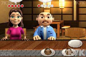 《韩式寿司店》游戏画面5