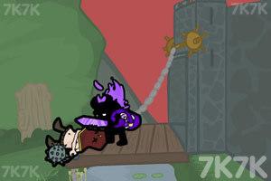《海盗哈拉尔》游戏画面8