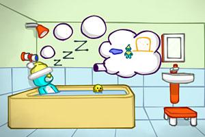 《唤醒小小辛6》游戏画面1