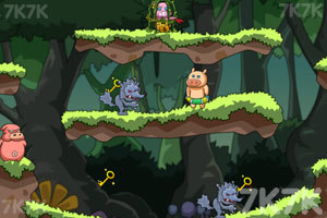 《猪猪救宝宝》游戏画面8