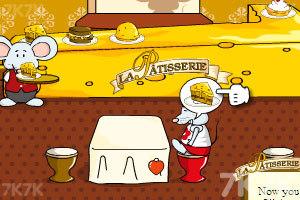 《小老鼠餐厅》游戏画面2
