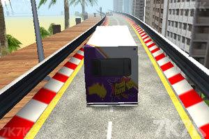 《极速卡车过山车》游戏画面3