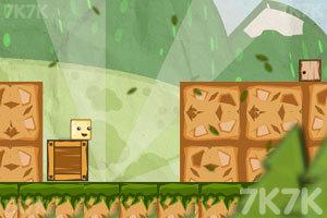 《欢乐豆腐回家》游戏画面3