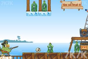 《愤怒的鹦鹉海盗》游戏画面3