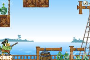 《愤怒的鹦鹉海盗》游戏画面6