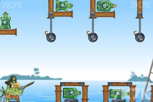 《愤怒的鹦鹉海盗》游戏画面10