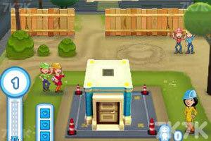 《高楼叠叠乐豪华3D版》游戏画面2