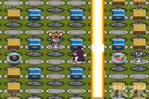 《猫和老鼠炸弹堂》游戏画面1