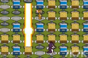 《猫和老鼠炸弹堂》游戏画面4