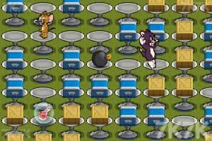《猫和老鼠炸弹堂》游戏画面7