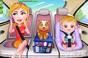 《可爱宝贝与小伙伴》游戏画面2