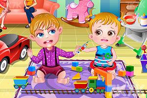 《可爱宝贝与小伙伴》游戏画面6