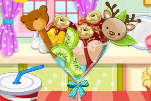 《可爱冰淇淋》游戏画面1