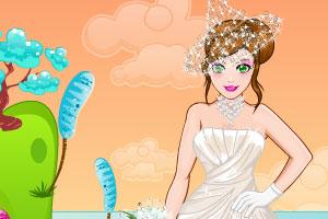 《如梦如幻的婚礼》游戏画面1