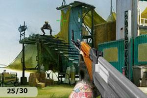 《精锐特种兵4》游戏画面1