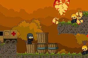 《营救大兵行动》游戏画面1