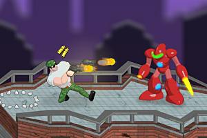 《强力特警》游戏画面2