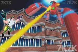 《强力特警》游戏画面1