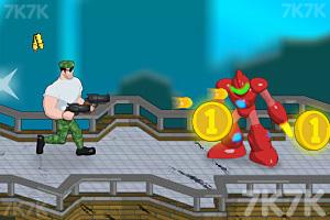 《强力特警》游戏画面3