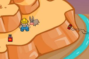 《成长峡谷》游戏画面1