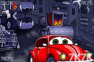 《大车吃小车2豪华无敌版》游戏画面1