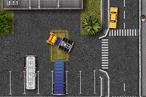 《大卡车司机停车5无敌版》游戏画面1