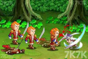 《西部王子》游戏画面3