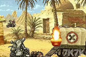 《合金弹头迷你版2》游戏画面1