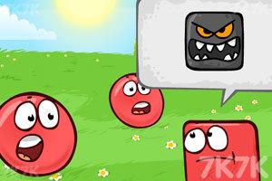 《小红球闯关4续集》游戏画面2