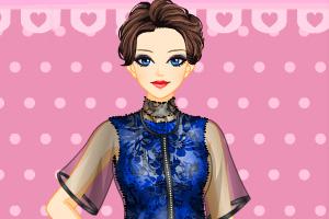 《时尚古典礼服》游戏画面1