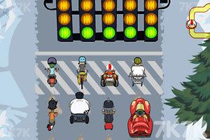 《神奇小子大奖赛》游戏画面3