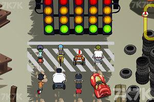 《神奇小子大奖赛》游戏画面4