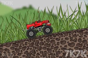 《玩具卡车破坏之路》游戏画面8