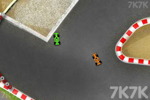 《疯狂F1极速漂移赛》游戏画面4