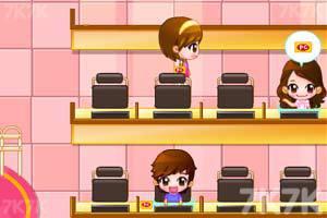 《可爱美眉开网吧》游戏画面6