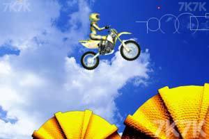 《摩托挑战赛3》游戏画面9